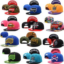 Wholesale Trukfit Camo Snapbacks - Wholesale Trukfit Snapbacks Adjustable Hat Pink Camo Dolphin Wholesale Men and Women Cap Accept Mix Order Color snapback