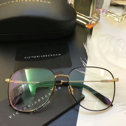 a55fdb35e38 eyeglasses frame victoria beckham VB219 Spectacle Frame eyeglasses for Men  Women Myopia Brand Designer Glasses frame clear lens With case victoria  beckham ...