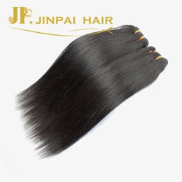 Wholesale Brazilian Virgin Remy Hair 5a - Wholesale price 5A Brazilian virgin hair straight hair 3pcs lot Virgin human weave extensions Unprocessed Brazilian Remy Hair