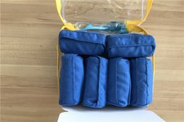 Wholesale Hair Rollers Curling Rods - The Sleep Styler Hair Curling Curler Air Hair Roller Curlers Soft Foam Bendy Twist Rods DIY Hair Styling Tool 12pcs bag Size 8*4cm free DHL