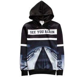 Wholesale Mens Beige Hoodie - L0101 Alisister harajuku long sleeve shirts mens hoodie 3D sweatshirts women men's baseball sportswear graphic streetwear clothing