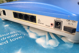 Wholesale Port Tests - Tested pass Qwest Motorola 3347 DSL wireless Modem & Router 4 ports working good