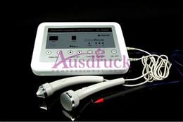 Nouveau 2 têtes ultrasons haute fréquence masseur facial Masser ultrasons Taches Mole Enlèvement dispositif tache de peau dissolvant Beauté Machine ? partir de fabricateur