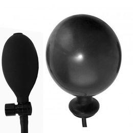 Wholesale Heavy Duty Sex Toys - Unisex Heavy Duty Expander Inflatable Anal Plug Butt Plug Stimulator Butt Plug Balloon Expendable Pump Expanding Sex toys