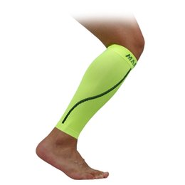 Wholesale Fluorescent Socks - Wholesale- Marktop Legwarmers Support Compression Sleeve Support Sports Leg Warmer Cycling Running Football Sock Protector Fluorescent 5199
