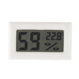 Mini Digital LCD Sensor de Temperatura Conveniente Interior Medidor de Humedad Termómetro Medidor de Higrómetro Nuevo desde fabricantes