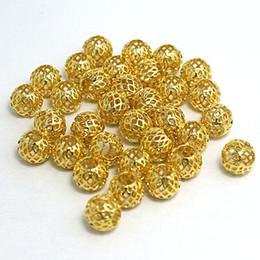 Wholesale Tennis Net Wholesale - Bulk Lots Tennis Ball Mesh Nets Big Hole Charm Beads Fit European Style Bracelet