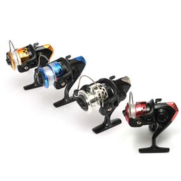 Wholesale Spinning Reel 3bb - Hot sale 4 Colors 5.2:1 3BB Bearing Ball Spinning Sea Beach Fishing Reels Line Roller tackle tools accessory order<$18no track