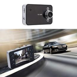 Wholesale Camera Mini Wide Car - 2.0inch LCD 1080P HD Car Recorder DVR Camera Mirror 140 Wide Angle Vehicle Parking Camcorder Night Vision Driving Mini Dashcam car dvr K2163