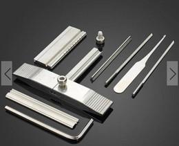 Wholesale Kaba Locks - Tin foil Lock Pick Tools For KABA Locks Locksmith Tools Set