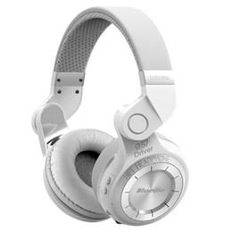 Argentina Nuevo 100% original de moda Bluedio T2 Turbo Bluetooth 4.1 Auriculares estéreo Auriculares de ruido con micrófono de alta calidad de graves Suministro