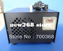 Wholesale Ozone Generator Free Shipping - Free shipping 7g portable ozone generator for air purifier and air cleaner