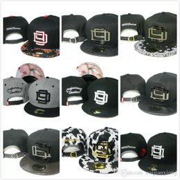 Wholesale New Arrival Snapbacks - New Arrival Basketball Hats Snapback Hats Hater Snapbacks Hip-Hop adjustable hats caps free fast shipping