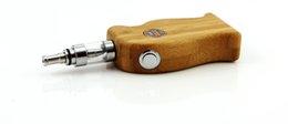 Wholesale Big Offers - Original K600 E Cigarette, wooden material, elegant appearance. Big vapor K600 kit, ego K600 kit, Electronic Cigarette,Factory Offer