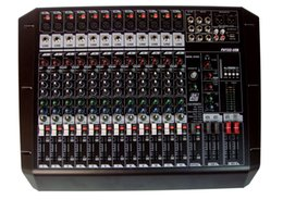 Wholesale Dance Dvds - major audio mixer fx122 usb rack mount digital mixer built in dsp   mp3 player with usb   sd card jack and lcd display digital processor mix