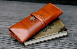 Wholesale Twilight New Moon Pouches - New Selling Twilight New Moon PU Leather Pencil Case Cosmetic Pouch 500 pcs