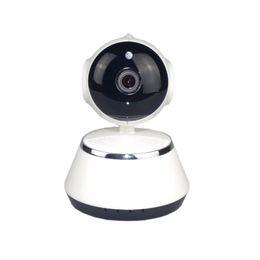 moniteur vidéo wifi Promotion Caméra de vidéosurveillance IP sans fil HD 720P Smart Home Surveillance vidéo surveillance réseau bébé moniteur CCTV iOS V380 H.265