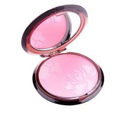 Wholesale Mk Cases - Wholesale-MK FB001-03, Professional Brand Makeup Make Up Compact Single Color Fresh Pink Blusher Contouring Blush Pressed Powder Case Set