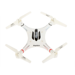 Wholesale Rc Helicopter Speed - Wholesale-Fayee FY550 2.4G 4CH Speed Phantom RC Quadcopter 6-axis Gyro RC Helicopter quadrocopter ems shipping