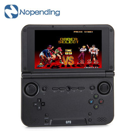 Wholesale Hdd Games - Wholesale- NEW GPD XD 5 Inch Android4.4 Gamepad Tablet PC 2GB 32GB RK3288 Quad Core 1.8GHz Handled Game Console H-IPS 1280*768 Game Player
