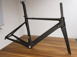 Wholesale Road Bicycle Carbon - Team sky carbon handlebar + Team sky road bicycle carbon frame Full carbon fiber road bike frame