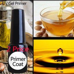 Wholesale Wholesale Uv Coating Prices - Wholesale- 1 lot = 2 Price UV gel PRIMER coat for NAIL ART UV Gel Tips UV Gel System Manicure Tips function use