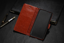 Wholesale Vintage Phone Book Cover - Vintage Stand Wallet PU LeatherCase for xiaomi 5 Flip Book Style Phone Bag Cover with Card Holder For xiaomi5.Xiaomi stent cases