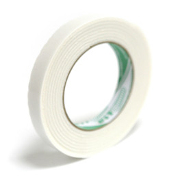 Wholesale double side sticky tape - 2.9m 3D Double Sided Self Adhesive Car Trim Body Foam Sticky Roll Tape 2.5x18mm