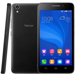 Wholesale Original 4g Huawei Smart Phones - Original Huawei Honor 4 Play Android4.4 Mobile Phone 5.0Inch HD Quad Core 8G ROM 4G LTE Smart Phone