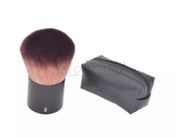 Wholesale 182 Brushes - Professional #182 Rouge Kabuki Blusher Blush Brush Makeup Foundation Face Powder Make Up Brushes Set Cosmetic Tools Kit with M Brand GLO