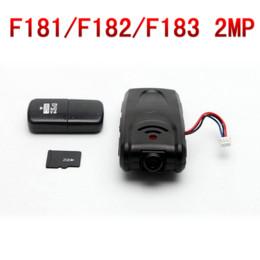DFD F181 F183 F182 JJRC H12C H8C Caméra RC Drone Pièce De Rechange Accessoire 0.3MP 2 MP 5 MP 1080P Caméra avec Lecteur de Carte SD ? partir de fabricateur