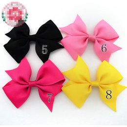 Wholesale Grosgrain Bows For Sale - high quality grosgrain ribbon bows for hair hair bows,children hair accessories,baby hairbows girl hair bows WITH CLIP,2015 spring hot sale