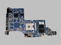 Wholesale hp laptop motherboard test - 615281-001 Laptop motherboard DV6-3000 good quanlity tested works well