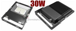 Wholesale Fedex Pack - Mini LED wall pack light 30W 20W 10W IP65 waterproof SMD 3030 white 5000K 120V 230V 277V DHL fedex free shipping