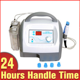Wholesale Dermabrasion Equipment - Pro Hydradermabrasion Water Jet Oxygen Skin Rejuvenation Microdermabrasion Dermabrasion Peeling Deep Cleaning Facial Care Beauty Equipment