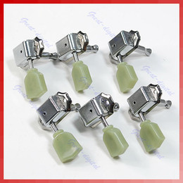 Wholesale Deluxe Tuning Pegs - Free Shipping Guitar 3R 3L Deluxe Tuning Pegs Machine Heads Tuners order<$18no track