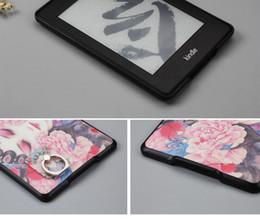 Cubierta de la caja del soporte del anillo ultra delgado para Kindle Paperwhite 123 desde fabricantes