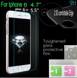 Wholesale Note3 Screen Protector - Tempered Glass Film For iPhone6 iPhone6Plus Screen Protector 0.3mm Explosion Proof Film Guard Quality For GalaxyS4 S5 Note3 4