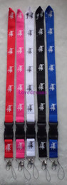 Wholesale custom neck lanyards - Free shipping ,New arrival! 10 pcs Clothing brand logo Clothing Logo custom lanyard  neck Lanyard  mobile phone keychain  Strap Lanyard
