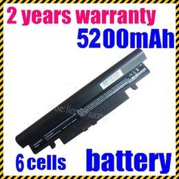 Wholesale N145 Battery - Long time- Laptop Battery For Samsung N218 N220 N143 N145 N148 N150 N230 N350 AA-PB2VC6B AA-PB2VC6W AA-PL2VC6B AA-PL2VC6W AA-PB3VC6B