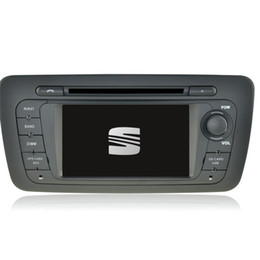Wholesale Bt Phone System - MAISUN Android Car Navigation System for SEAT with GPS&BT&TV&DVD&Radio car dvd