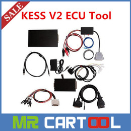 Wholesale Chip Tuning Kits - 2015 High Quality KESS V2 OBD2 Manager Tuning Kit V2.1 ECU Chip Tuning Tool NoToken Kess V2 Master unlimited DHL Free shipping