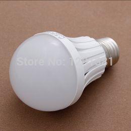 Wholesale E 27 Bulbs - Wholesale-5730 5w e 27 led lighting super bright led bulb lamps screw-mount