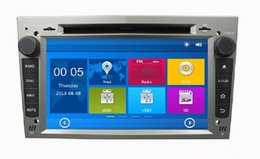 "Wholesale Opel Astra Dvd Navigation - HD 2 din 7"" Car Radio Car DVD Player for Opel Vectra Antara Zafira Corsa Meriva Astra With GPS Navigation Bluetooth IPOD TV SWC USB AUX IN"