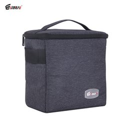 Wholesale Dslr Camera Bag Inserts - Eirmai DP-110S Multi-function SLR DSLR Inner Padded Camera Bag with Insert Partition Single-Shoulder Dual-Purpose Bag D3060