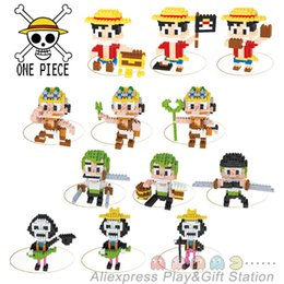 Wholesale One Piece Toys Figuarts - One Piece Anime Figuarts Zero Monkey D. Luffy PVC Figure the New World 2 Years Later Collection Building blocks Model Toy Gift
