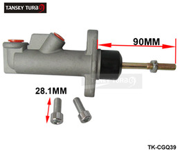 Wholesale Brake Masters - TANSKY -Brake Clutch Master Cylinder 0.625 Motorsport Universal Heavy Duty Hydraulic HandBrake Have in stocck TK-CGQ039