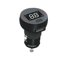 Wholesale Tire Usb - Wholesale-TPMS have USB socket in monitor LCD Auto Tyre Car Tire Pressure Monitoring System Monitor Pressure WirelessGauge with 4 Sensors
