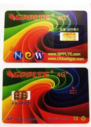 Wholesale gpp pro - NEW IOS11 GPPLTE 4G+ PRO For iPhone X 8 7 6S 6 5S Plus IOS11.1.2 LTE GPP Unlocking Sim pro rsim12