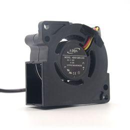 Enfriamiento de 3 hilos online-ADDA AB5012MX-C03 5020 5CM 12V 0.12A turbo ventilador 3wire 3-pin HYPRO